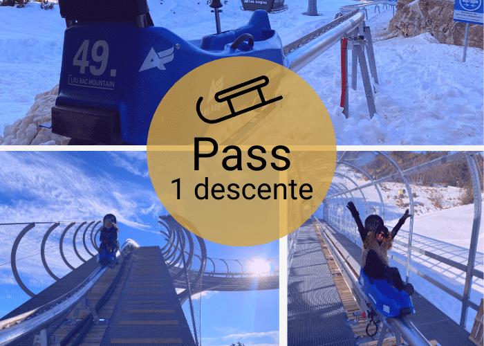 Pass 1 Descente