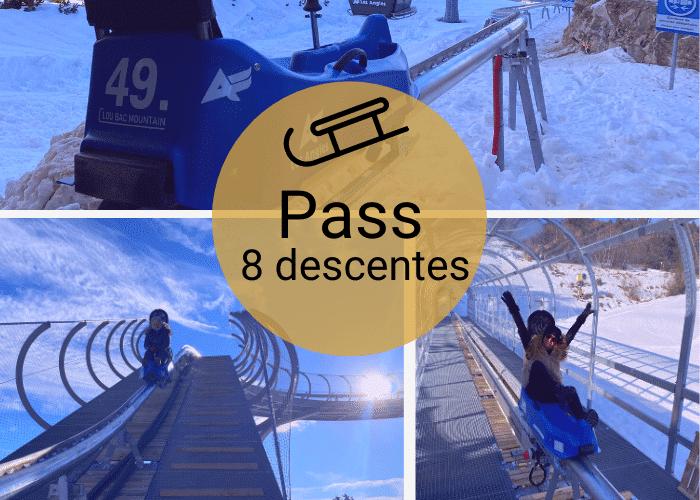 Pass 8 Descentes